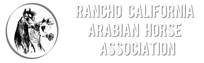 <br />Rancho California Arabian Horse Association